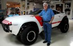 Local Motors Brings Its Rally Fighter To Jay Leno's Garage: Video