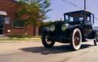 Jay Leno Shows Off His Unrestored 1918 Cadillac Type 57: Video
