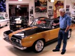 Jay Leno's Garage 1967 Plymouth Hurst Barracuda