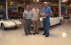 2015 Ford Mustang And Lee Iacocca Drop By Jay Leno's Garage: Video