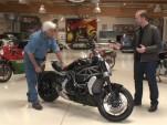 Jay Leno's Garage Ducati XDiavel S
