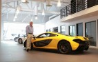 Jay Leno Finally Takes His McLaren P1 For A Spin: Video