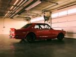 JDM Legends' Skyline GT-R coupe.
