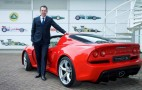 Lotus CEO nabbed for speeding, gets off with driving suspension
