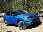 2017 Jeep Compass Trailhawk off-road review
