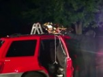 Jeep Grand Cherokee Stuff With Fireworks