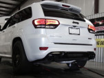HPE1000 Jeep Grand Cherokee Trackhawk on dyno