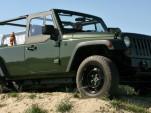 Jeep mobilizes production J8 military Wrangler