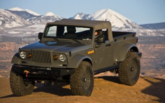 Jeep Nukizer 715 Debuts at 2010 Moab Easter Jeep Safari