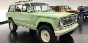 Jeep Wagoneer Roadtrip concept, 2018 Moab Easter Jeep Safari