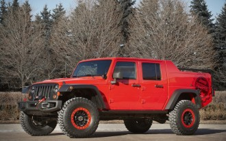 So, Are You Gonna Buy That New Jeep Wrangler Pickup?