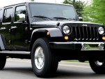 Jeep Wrangler Unlimited with 6.4-liter Hemi V-8 power