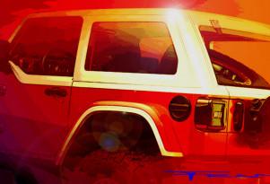 2018 Moab Easter Jeep Safari concept teaser