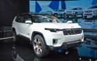 Jeep Yuntu hybrid concept may foreshadow future Chinese 7-seater SUV