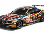 Jeff Koons BMW M3 GT2 Art Car 1:18 scale model