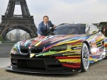 Jeff Koons' BMW M3 GT2 Art Car