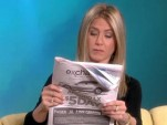 Jennifer Aniston on The View