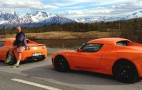 Envy The Man Who Owns Seven Tesla Electric Cars (In Norway)