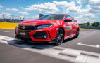 F1 champ Jenson Button sets 2017 Honda Civic Type R's final lap record