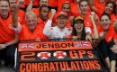 Jenson Button scores 200th Formula 1 GP win in Hungary