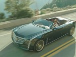 Jeremy Piven in the Cadillac Ciel concept