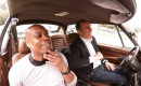 Jerry Seinfeld and Dave Chapelle on Season 6 of Comedians in Cars Getting Coffee