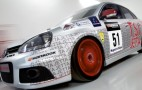 Jetta TSI racecar to race in VW Cup