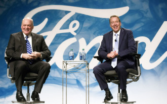 New Ford CEO slashes development budgets, plans to focus on trucks and electric vehicles