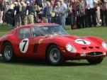 Jim Jaeger's 1962 Ferrari 330 LM at Amelia Island