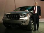 Jim Press and 2011 Jeep Grand Cherokee