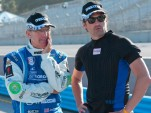 Joe Foster and Patrick Dempsey - Dempsey Racing photo