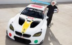 BMW's latest Art Car is the John Baldessari M6 GT3