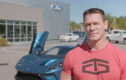 Ford sues John Cena for flipping 2017 GT early