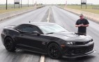 636-HP Hennessey HPE600 Camaro Z/28 Test Drive: Video