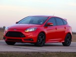John Hennessey's daily driver, a 300 hp Ford Focus HPE 300 - image: HPE