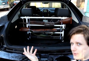 Our Semi-Exclusive Interview With The Volt Gun-Rack Guy