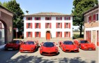 Ferrari Collector Takes 288 GTO, F40, F50, Enzo Road Trip To Pick Up New LaFerrari: Video