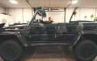 Watch Jon Olsson cut the roof off his Mercedes-Benz G550 4×4