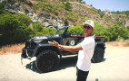 Jon Olsson's topless Mercedes-Benz G550 4×4 is ridiculous