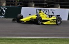 Newgarden Leads Busy Monday Practice At Indianapolis