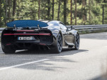 Juan Pablo Montoya drives a Bugatti Chiron from 0-248-0 mph in 41.96 seconds