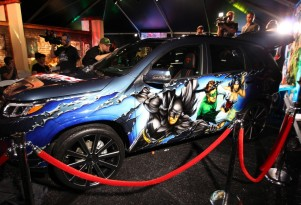 Justice League Kia Sorento