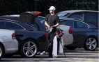 Justin Timberlake Brings Sexy Back...With An Audi A5?