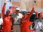 Jutta Kleinschmidt Paris Dakar 2001