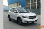 Chinese Mercedes-Benz GLA clone is electric