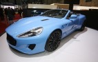 Kahn Design Vengeance Volante debuts in Geneva, limited to 3 cars