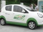 Kandi electric car