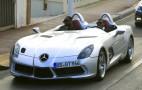 Kanye West Hits Up Cannes Film Festival In Mercedes-McLaren SLR Stirling Moss