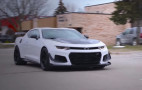 Katech supercharges the Chevy Camaro ZL1 up to 760 wheel horsepower