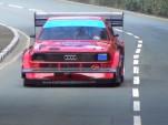 KEM Racing's Audi Sport Quattro